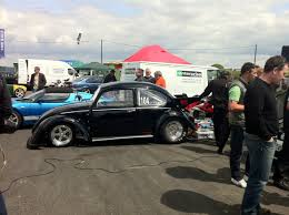 volkswagen beetle modified black exclusive black current iii electric drag champion what u0027s