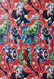 marvel wrapping paper transformers christmas gift wrap wrapping paper 1 roll 70 sq ft