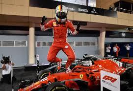 Sebastian Vettel Meme - vettel marks 200th race with thrilling bahrain win