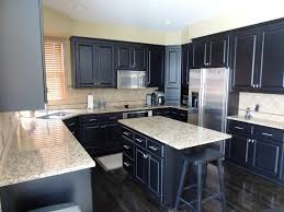 Discount Kitchen Cabinets by Black Kitchen Cabinets Are Now Back In Trend U2014 Kitchen U0026 Bath Ideas