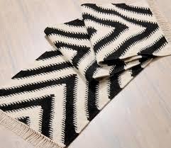 Chevron Runner Rug Uk Black And White Rug Runner Rug Designs