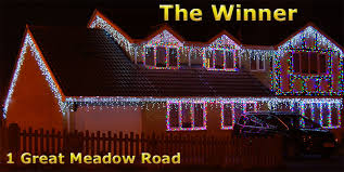 best christmas lights for house bradley stoke journal great meadow road tops reader poll for best