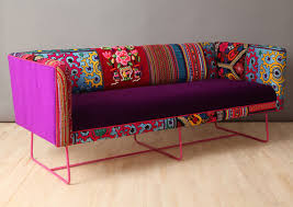 Suzani Fabric Chair One Of A Kind Pieces Of Exciting Patchwork And Upcycled Furniture