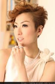 hongkong short hair style sammi cheng 32nd hong kong film awards 2013 photo shoot hong