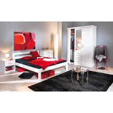 chambre complete conforama chambre complete lit fana 140 200 pin massif blanc chambre