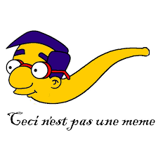 Font Used In Memes - the treachery of memes this is not a pipe parodies know your