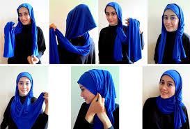 tutorial jilbab remaja yang simple 86 gambar keren tutorial hijab pashmina untuk remaja untuk wajah