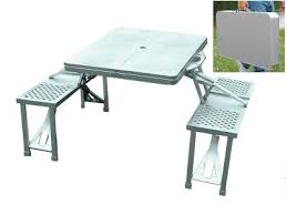 Foldable Picnic Table Design by Fold Up Picnic Table Camping Fold Up Picnic Table Buying Types