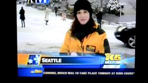 reporter ruins sledding fun on queen anne hill in seattle youtube