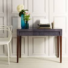 Desk Accessories Uk by Betsy Writing Desk In Grey Tables Graham And Green