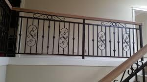 ornamental railing custom iron works