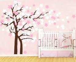 Nursery Room Tree Wall Decals Cheap Wall Decals Happyhippy Co