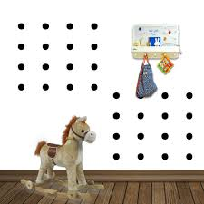 star wall stickers black from 4 free shipping black polka dots