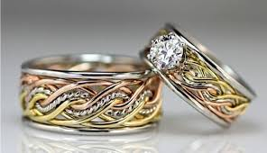 braided engagement ring braided engagement ring gallery