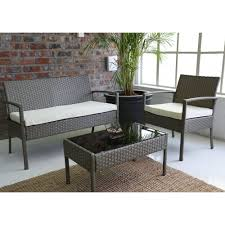Barcelona Outdoor Furniture by 48 Off On Fine Living 4 Piece Barcelona Rattan Outdoor Furniture