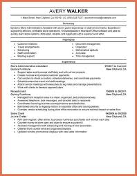 Operations Assistant Resume Administrative Assistant Resume Bio Example