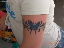 40 awesome tribal armband tattoos best tribal armband stencil