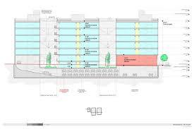 Parking Building Floor Plan 1532 Harrison