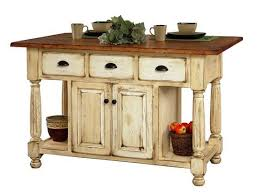 Kitchen Island Country Amish Made Large Country Kitchen Island
