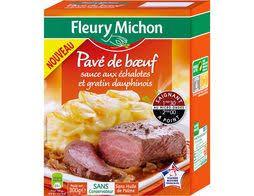 plat cuisiné fleury michon parmentier au canard fleury michon 320 g fleury michon livré par
