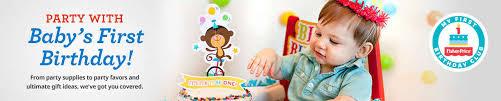 baby birthday 1st birthday ideas party supplies invitations decorations