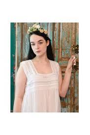 nightwear sleeveless cotton nightdresses