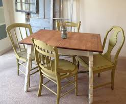 Distressed Black Dining Room Table Kitchen Distressed Wood Dining Table Black Dining Set Small
