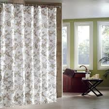 Cloth Shower Curtains Useful Tips In Using Fabric Shower Curtains We Bring Ideas