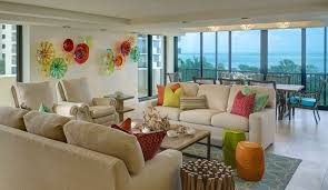 tropical colors for home interior bright and lively tropical colors schemes