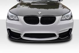 nissan sentra front bumper duraflex e60 m4 look front bumper body kit 1 pc for 5 series bmw