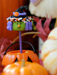 Halloween Cake Balls Recipe by Halloween Cake Pops Popsugar Moms