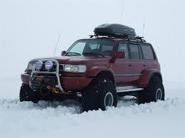 land cruiser pickup 1998 arctic truck cars 4x4 toyota land cruiser pinterest 4x4