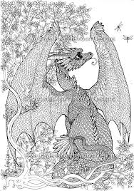 dragon colouring competition mad march moon designs