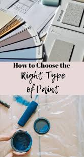 is paint any how to choose the right type of paint for any surface