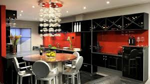 Red Color Combination Black And Red Interior Design Ideas Winning Color Combination