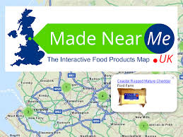 Map Near Me Discover What Food Products Are Made Near You With Made Near Me