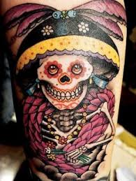 skull tattoo with wings and stars google search inkspiration