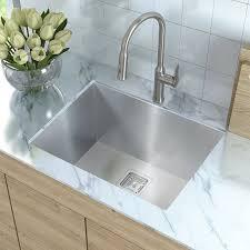 kraus pax 24 x 18 5 undermount kitchen sink reviews wayfair