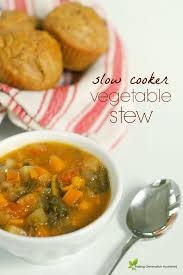 slow cooker vegetable stew recipe healthy ideas for kids