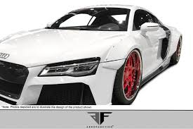 Audi R8 Front - 08 15 audi r8 af signature series aero function front fender