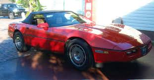 1986 corvette for sale by owner used corvette for sale
