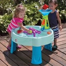 step 2 rain showers splash pond water table step2 rain showers splash pond water table playset ford wish list