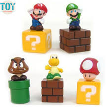 mario cake toppers buy mario cake topper and get free shipping on aliexpress