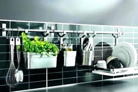 rangement ustensiles cuisine barre de rangement cuisine barre support cuisine support ustensiles