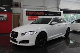 used 2013 jaguar xf s portfolio for sale in south yorkshire
