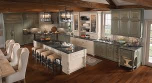 kraftmaid kitchen islands 5 most popular kitchen layouts kraftmaid