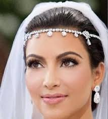 bridal tiara bridal tiara wedding photo prom hair chain band