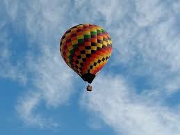 best places to go on a air balloon ride near los angeles cbs