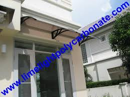 Awning Diy Diy Awning Canopy Polycarbonate Awning Door Canopy Window Awning