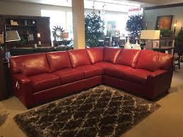 Omni Leather Furniture Omnia Furniture Omnia Leather Newport Sectional Omnia Synthetic